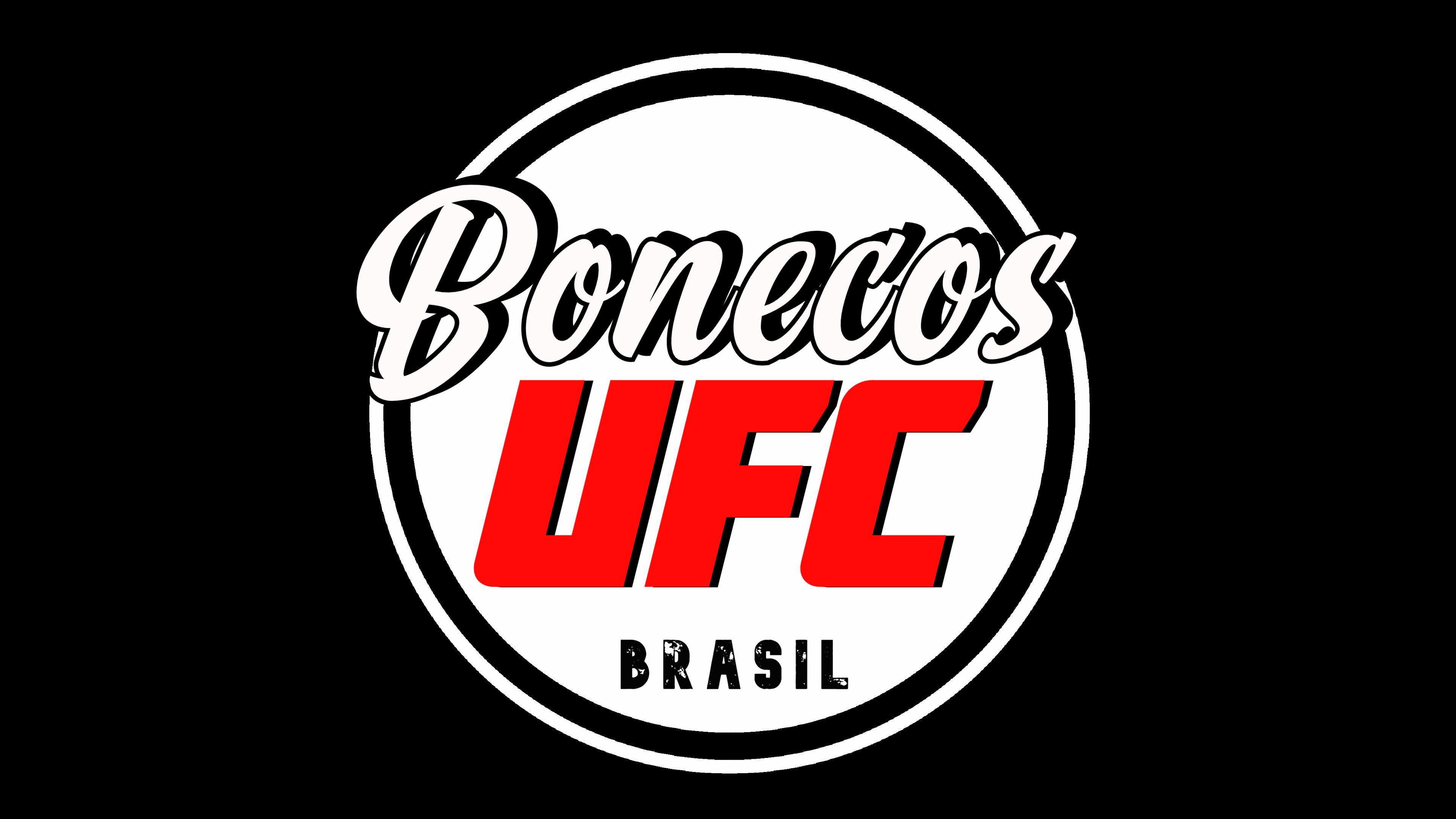 Bonecos UFC Brasil